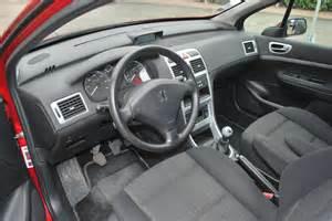 interieur 307 hdi 110 ch garage automobile gazur