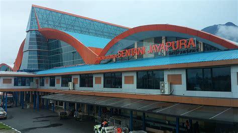 Penerbangan Bandar Udara bandar udara sentani papua