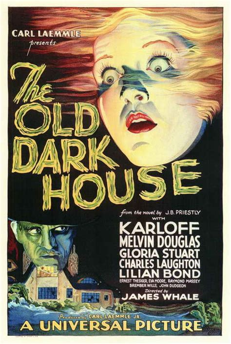 the old dark house 1932 the old dark house movie posters from movie poster shop