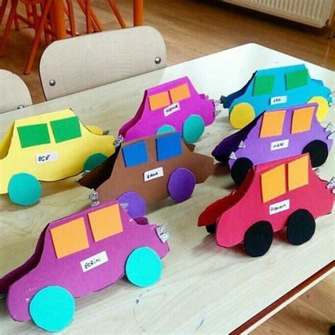 transportation crafts for preschool transportation crafts for kıds 1 171 funnycrafts