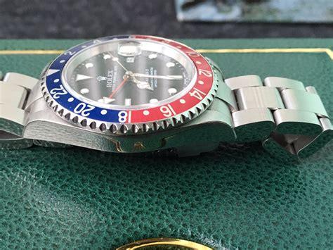Rolex Uhr Polieren Kosten by Erledigt Rolex Gmt Master Ii 16710 Lc100 Aus 2004 Im
