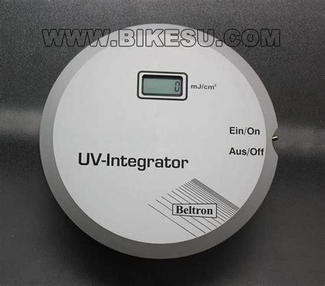 uv l ist beltron uv int140 uv integrator