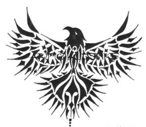 eagle wing tattoo designs tribal eagle wings www pixshark images galleries