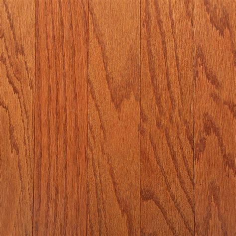 bruce oak gunstock 3 8 in thick x 3 in wide x random length engineered hardwood flooring 30