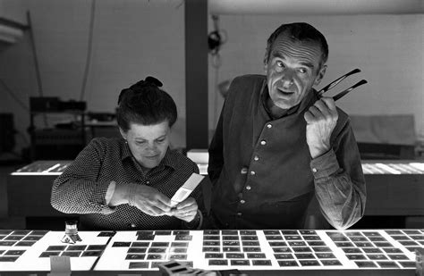 Charles And Eames by The Eames Translated Their Process Of Discovery Into