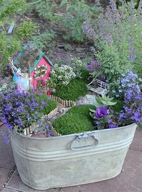 superior Small Backyard Patio Ideas #5: fairy-gardens-miniature-garden-designs-16.jpg