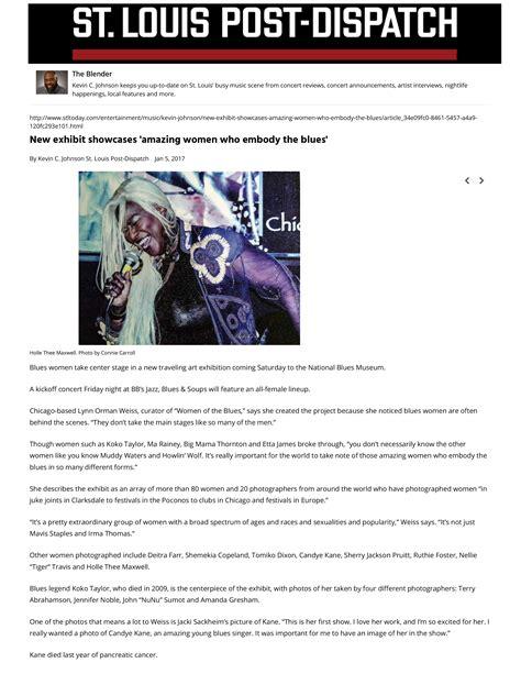 st louis post dispatch st louis sports news calendar news women of the blues foundation inc 501 c