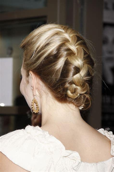 french braid wedding hairstyles long hair french braid updo hairstyles