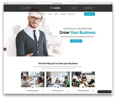 best business consulting 20 best business consulting themes 2018 colorlib
