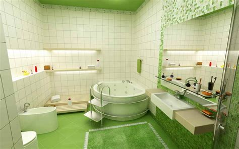 Childrens Bathroom Ideas by Bedroom Decorating Kids Bathroom With A Green Theme
