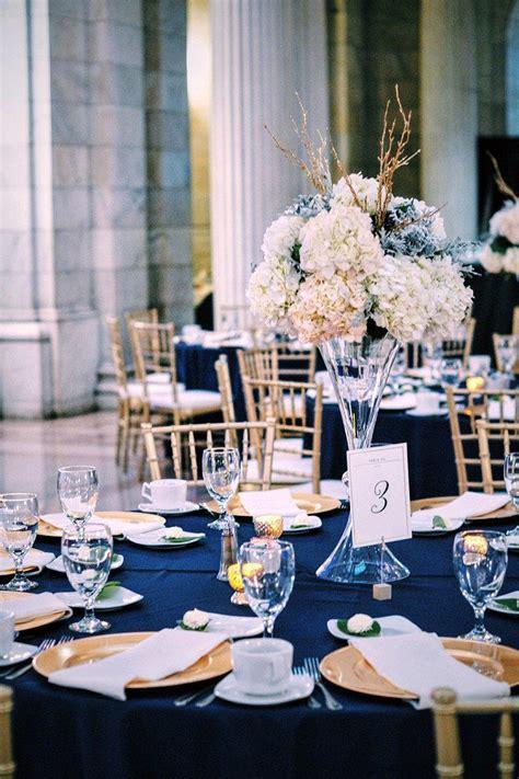 navy blue wedding centerpieces best 25 navy wedding centerpieces ideas on