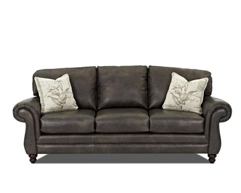 accent pillows for leather sofa klaussner valiant leather sofa with accent pillows