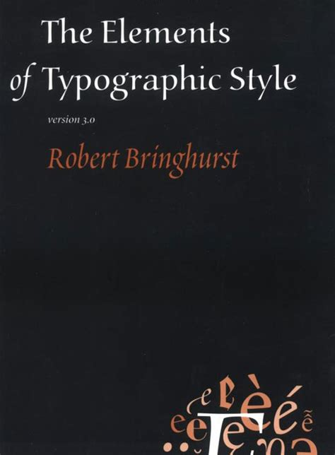 the elements of style annotated books a collection of typography books from which you can learn