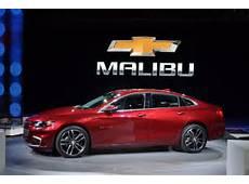 2018 Chevy Malibu Interior