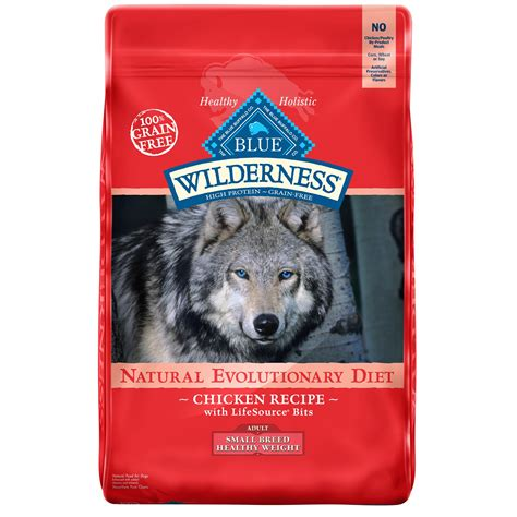 blue buffalo puppy food petco blue buffalo wilderness small breed healthy weight chicken food petco