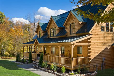 log house designs inc custom athens log home plan by coventry log homes inc