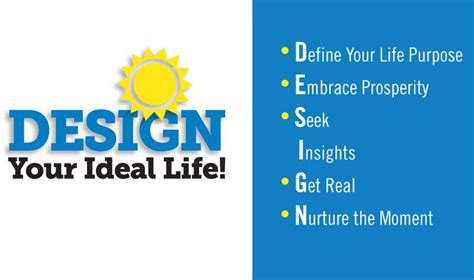 design lifetime definition define your life purpose