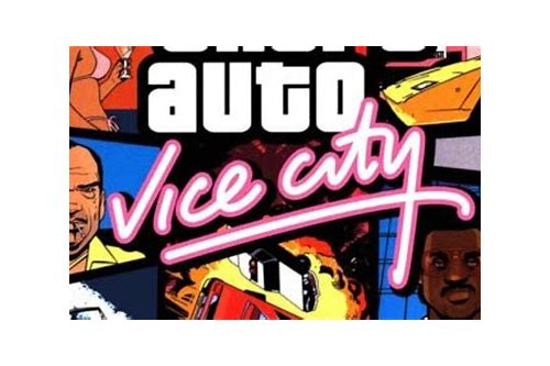 gta vice city pc télécharger direct complet blogspot