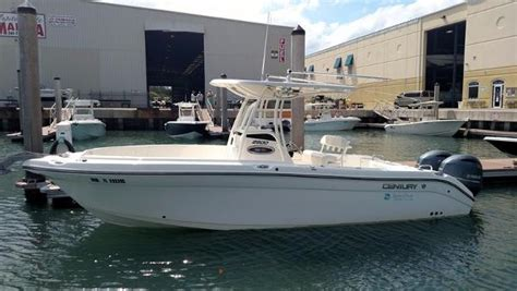 century saltwater boats used century saltwater fishing boats for sale boats