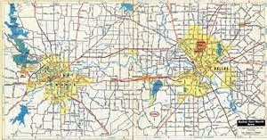 dfw map 1963 eastern high school ehhs highlanders early dfw