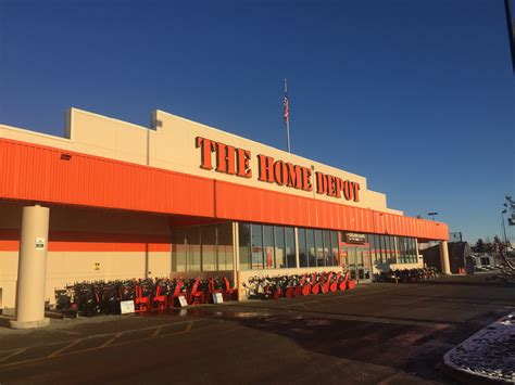 the home depot kenai ak company profile