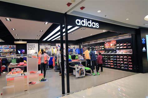 adidas shop in hong kong editorial photography image of hong 47122567