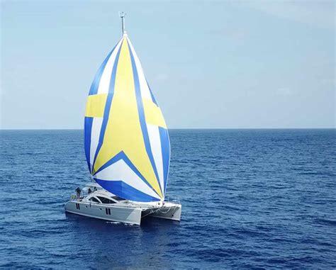 sailing catamaran ocean crossing sailing blog technical hints and tips sailing television