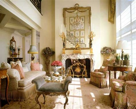 impressive french living room design ideas