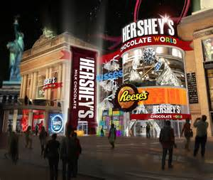 Store Las Vegas Hershey S Chocolate World To Open In Vegas This Winter At