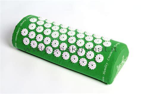 Shakti Mat Cellulite by Shakti Pillow Verde Cuscino Per Cervicale