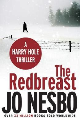libro the redeemer harry hole jo nesbo books in order waterstones