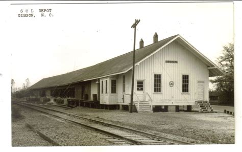 railroad stations in carolina