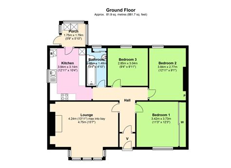 three bedroom bungalow floor plan bungalow house plans 3 bedrooms 28 images 2 bedroom