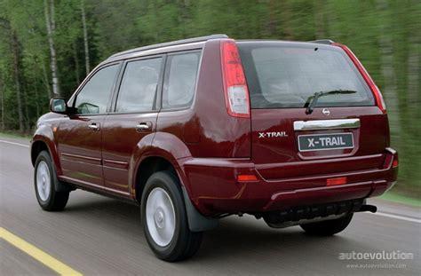 L X Trail 2001 Kanan nissan x trail specs 2001 2002 2003 autoevolution