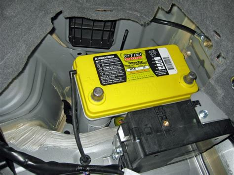 2007 Toyota Prius Battery Prius Optima Aux