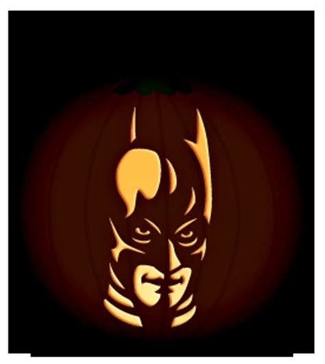 25 best ideas about batman pumpkin stencil on pinterest