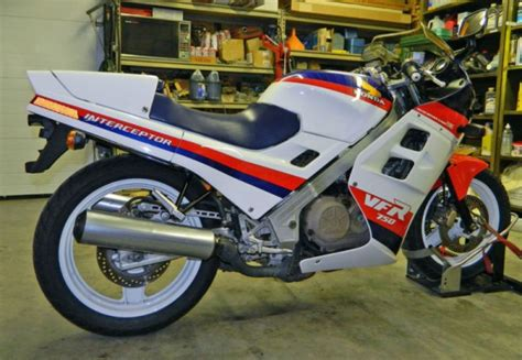 vfr 600 for sale interceptor 1986 honda vfr750 for sale