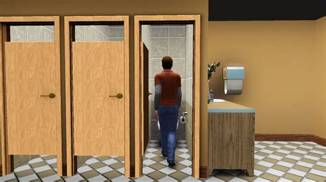 communal bathroom meaning mod the sims the discretion doors quot should be fixed this