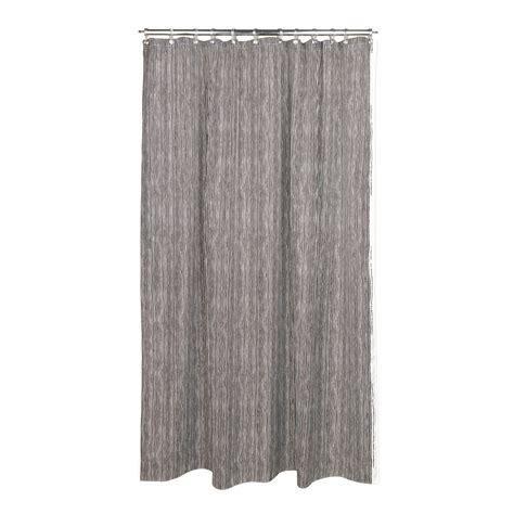 Marimekko Varvunraita White Black Shower Curtain