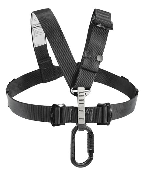 chest harness zoom