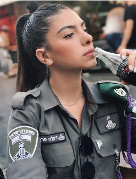 police women hair policy idf israel defense forces women idf israel defense