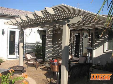 stylish lattice patio cover as inspiration and concepts