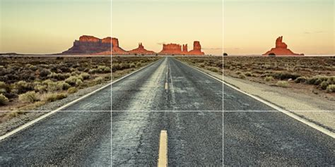 Landscape Photography Rule Of Thirds How To Use The Rule Of Thirds Effectively In Graphic Design
