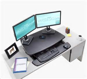 the varidesk is available in the uk amp europe