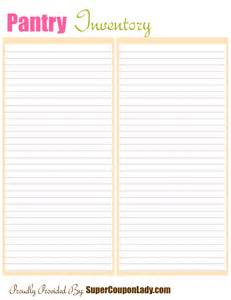 printable meal shopping kitchen organizer planner