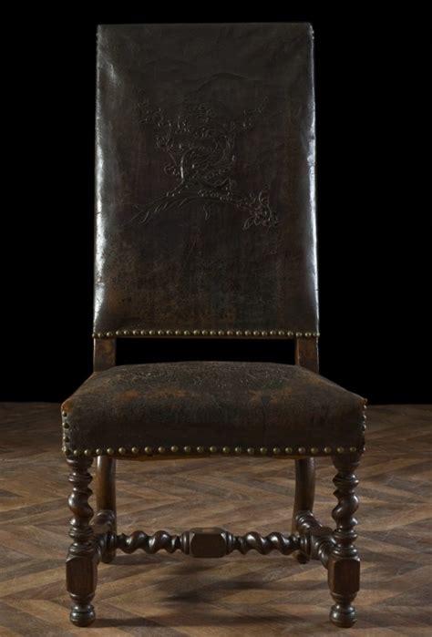 chaises louis xiii chaises anciennes fauteuils anciens louis xiii meubles