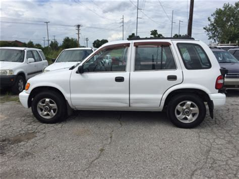 Kia 2000 For Sale 2000 Kia Sportage For Sale Carsforsale