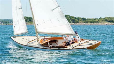 knockabout boat the stuart knockabout a herreshoff daysailer sailboats