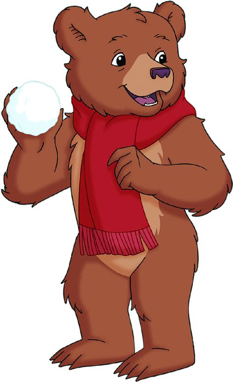 little bear cartoon characters little bear png