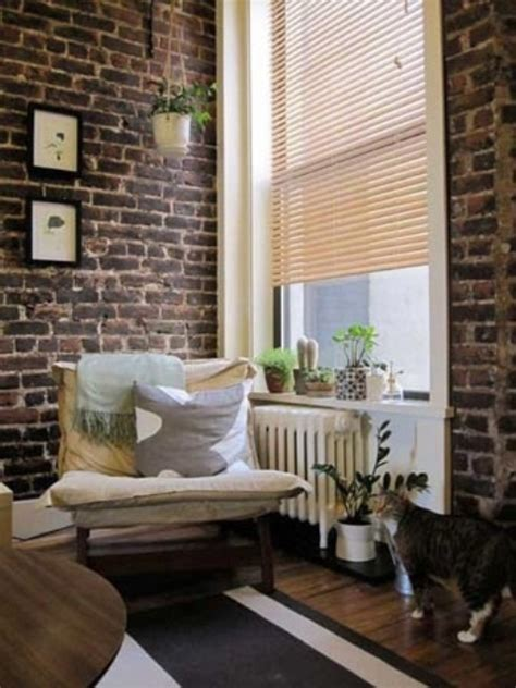 Living Room Brick by 59 Cool Living Rooms With Brick Walls Digsdigs